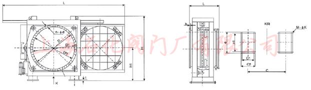 插板接线图和原理图
